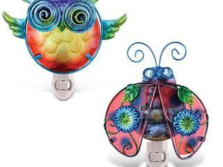 Puzzled Night light ladybug And Owl
