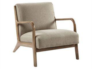 Novak lounge Chair Cream  Accent Chair
