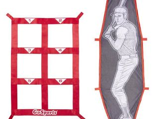 Xtra Man Batter and Strike Zone Pitching Kit  Net Not Included