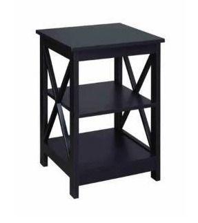Copper Grove Cranesbill X base End Table