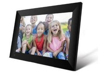10 1 Inch 16GB Smart WiFi Cloud Digital Picture Frame with 800x1280 IPS lCD Screen  Retail 133 99