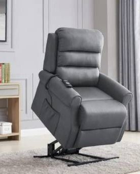 Copper Grove Gerards Slate Power Recline and lift Chair  Retail 522 99