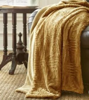 Amrapur Overseas Faux Fur Throw 50 x 60