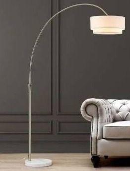Carson Carrington Flam 81 inch Arch Floor lamp  Retail 236 99