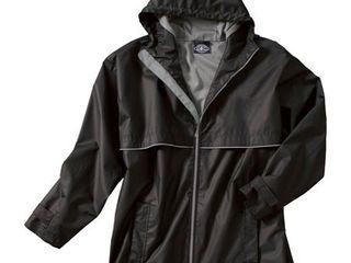 Charles River Men s Englander Rain Jacket Black