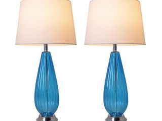 Magnolia 28  Table lamp  Set of 2  Retail 116 99