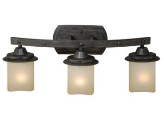 Halifax 3 light Vanity light Retail  166 99