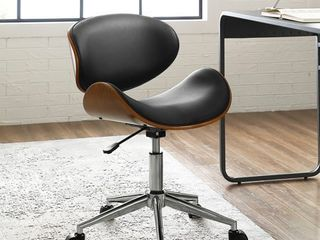 Madonna Mid century Adjustable Office Chair by Corvus  Retail 113 99