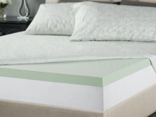 Priage by Zinus 2  Green Tea Pressed Mattress Reviver Retail   76 99