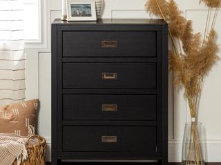 Carson Carrington Modern 4 Drawer Storage Chest Retail 272 99