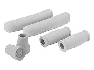 Drive Medical Crutch Accessory Replacement Kit for Universal Crutches