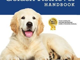 The Complete Golden Retriever Handbook  The Essential Guide for New   Prospective Golden Retriever Owners