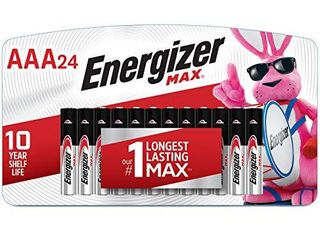 Energizer AAA Batteries  24 Count  Triple A Max Alkaline Battery