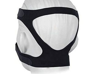Universal CPAP Mask Headgear Strap for ResMed Mirage Series  Philips Respironics CPAP Mask  with Soft Stretchy Material  Standard  Headgear Only