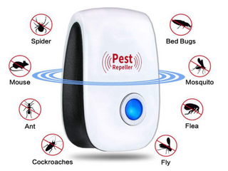 GADINO PEST REPEllENT  Ultrasonic pest repellent six packs plug in electronic mice and insects and cockroaches repellent insecticides ultrasonic pest repeller