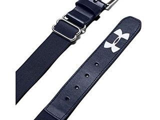 Under Armour Boys  Baseball Belt   Midnight Navy  410 Midnight Navy   One Size Fits All   Slightly Damaged See Picture
