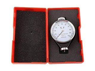 Hardness Tester Meter Shore Type A Rubber Tire Durometer Hardness Tester Meter 0 100  Type A