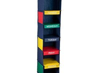 Kids Bedroom Closet 6 Shelves Organizer Home Supplies Bar livingroom Furniture