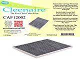 Cleenaire CAF12002 Premium Cabin Air Filter