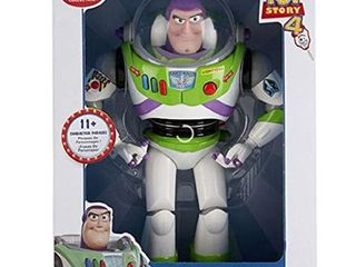 Disney Collection Toy Story 4 Talking Buzz lightyear Action Figure 12