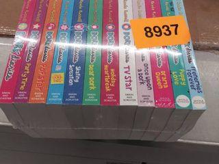 dork diaries book set
