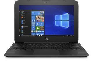 HP 11 ah117wm Streambook 11 6  HD Display N4000 4GB RAM 32GB eMMC Windows 10 Black POWERS ON