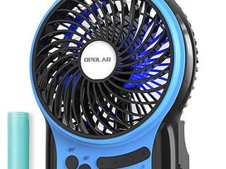 OPOlAR Portable Travel Mini Fan with 3 13 Hours Battery life