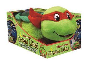 Pillow Pets Dream lites Teenage Mutant Ninja Turtles   Raphael