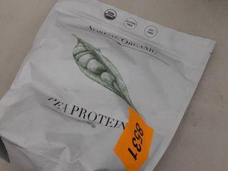 Norcal Organic Pea Protein Powder   Exp 01 2022