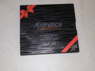Aesthetica Cosmetics Contour Kit Hightlight Bronzing