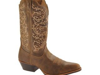 Women s Twisted X Western 12  R Toe Cowgirl Boot