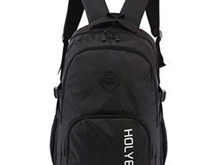 HOlYBIRD laptop Backpack  Business Backpack Travel Bag for Men Women and College Student