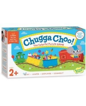 MindWare Chugga Choo Teaching Charts And Props