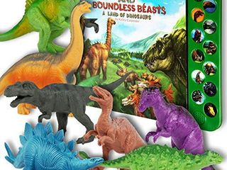 li l Gen Dinosaur Toys   Book for Boys and Girls 3 Years Old   Up