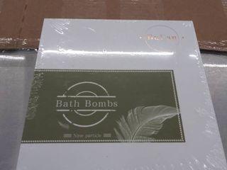 BuFan bath bombs