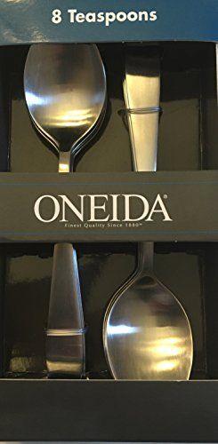 Oneida Taylor Teaspoons  Set of 8