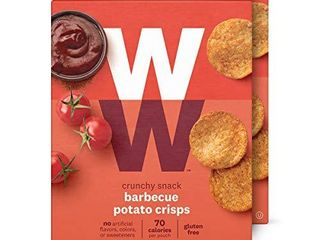 WW Barbecue Potato Crisps   Gluten free  2 SmartPoints   2 Boxes  10 Count Total    Weight Watchers Reimagined