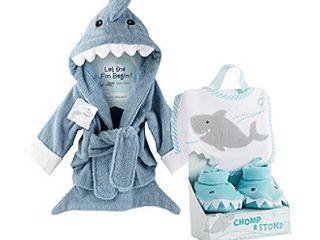 Baby Aspen reg  Shark Bundle Set