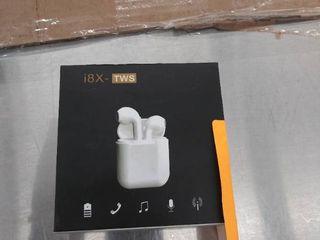 wireless earbuds i8x TWS