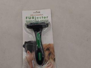 K9konnection Furjector Dog Brushes For Shedding   Pet Deshedding Brush   Tool