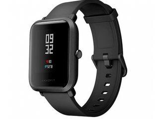 Xiaomi Amazfit Bip 33mm Black Case Smart Watch  a1608