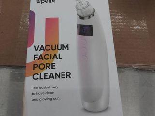 vacuum facial pore cleaner