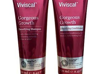 Viviscal Densifying Shampoo and Conditioner 8 45 Oz set