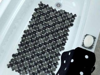 SlipX Solutions Burst Of Bubbles Bath Mat