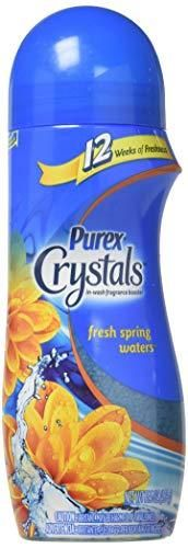 Purex Crystals In Wash Fragrance Booster  Fresh Spring Waters  15 5 Ounces  Pack of 2