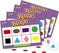 TREND Young learner Bingo Game  Shapes