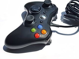 Crifeir Wired Controller for Xbox 360 Black