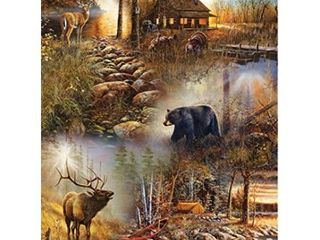 SunsOut Forest Collage Jigsaw Puzzle  1000 Piece