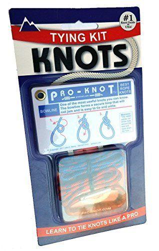 5 Knot Tying Kits