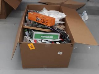 Miscellaneous Box of Items